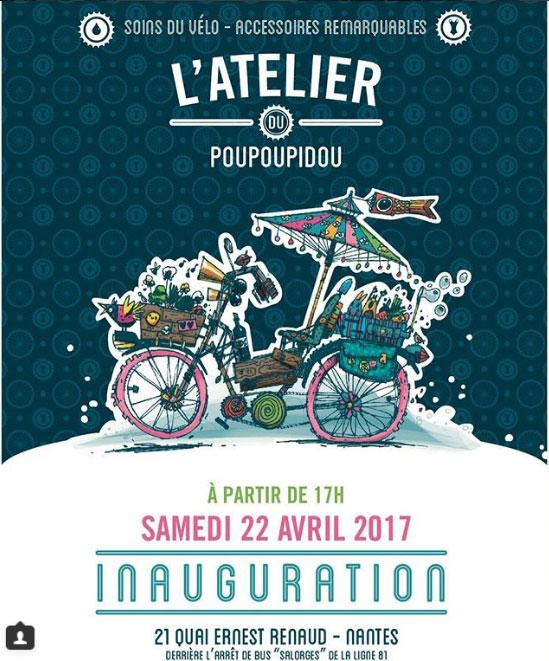 Inauguration Atelier du Poupoupidou