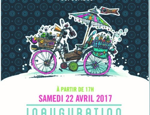 Inauguration de l'Atelier du Poupoupidou