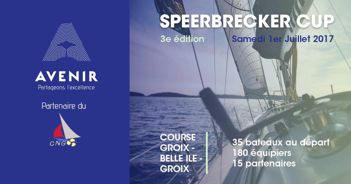 Speerbrecker Cup Groix - Belle Ile - Groix