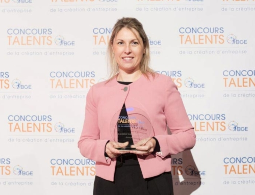 La blanchisserie INALI gagne 2 prix Talent National