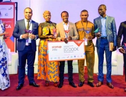 La startup Nanto-Togolaise SEMOA remporte 2 prix au concours « Startup of the Year Africa »