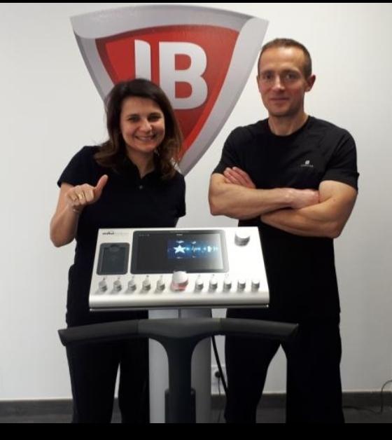 iron body fit - Sandrine et Jérôme Tomkowiak