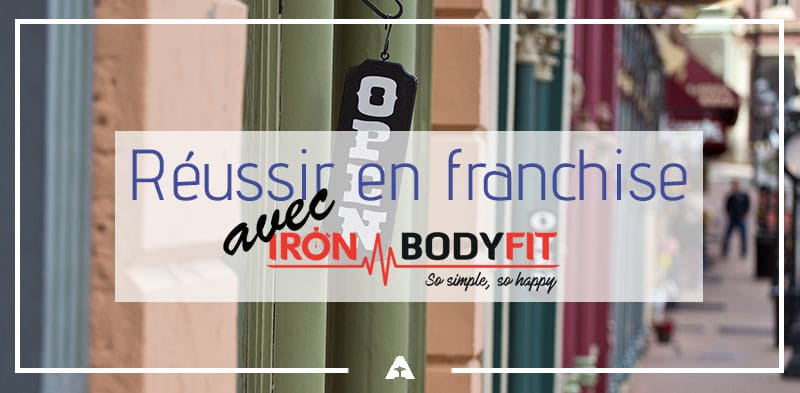 lancement en franchise iron body fit - avenir vendée
