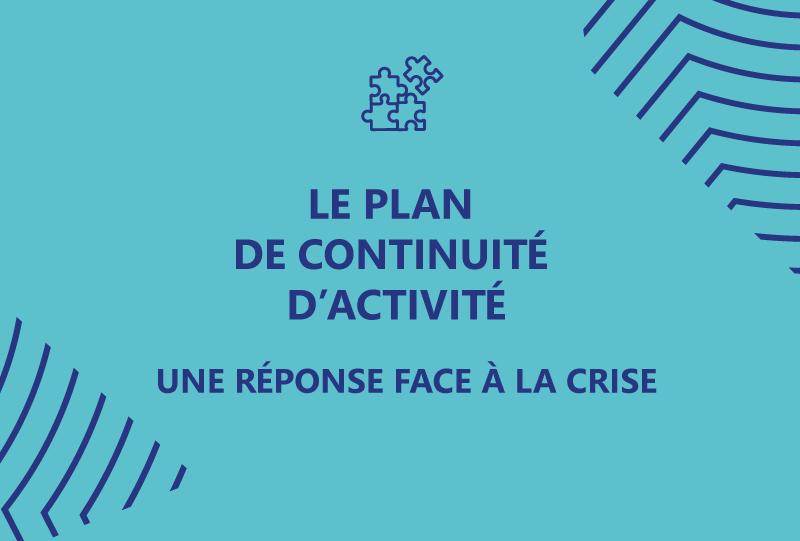Plan de Continuité d'Activité