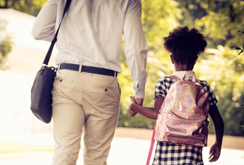 Accompagner son enfant à la rentrée scolaire