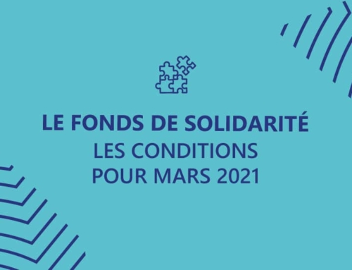 Fonds de solidarité: les conditions de mars 2021
