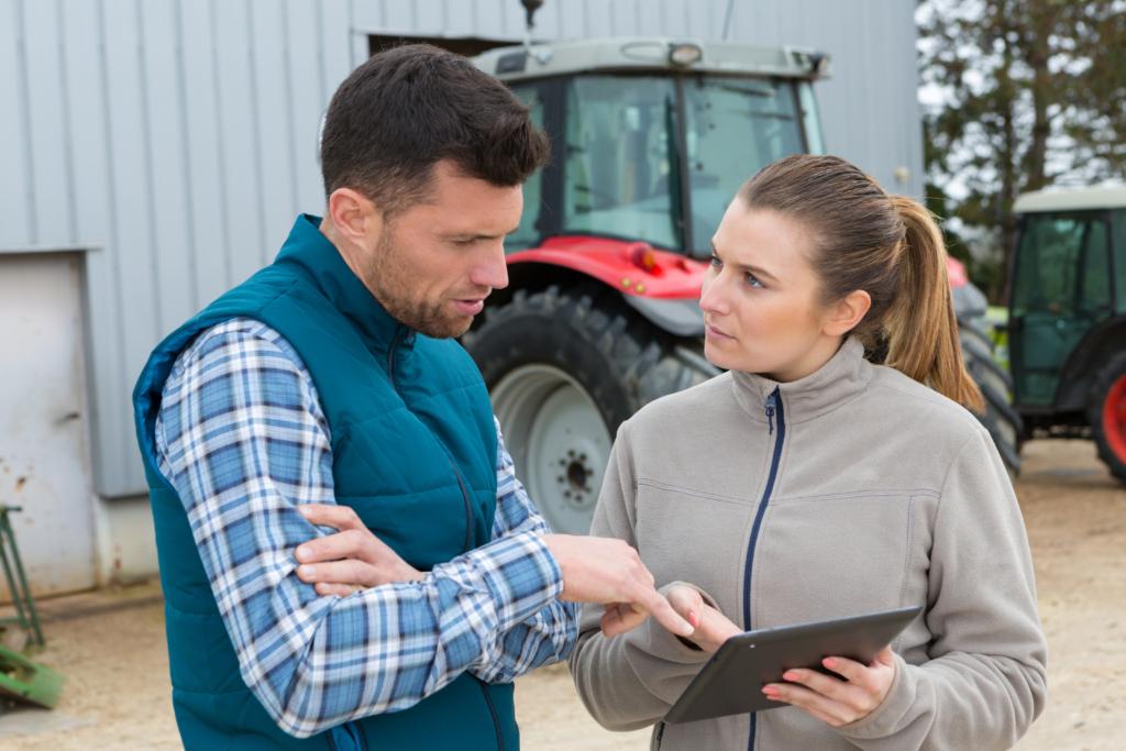 Accompagnement jeunes agriculteurs